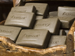 Olivella Soaps from Italy