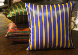 Jordanian Pillows made of Syrian Silk